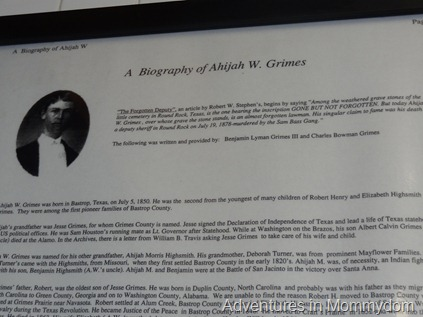 Who is AW Grimes