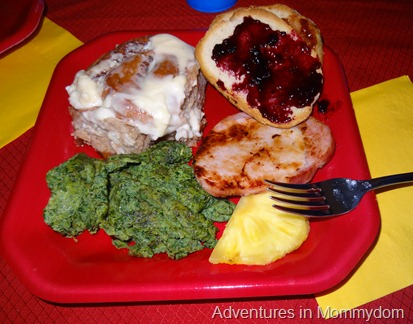 Dr Seuss birthday party food