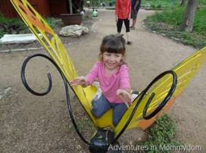 Science Sunday: Botanical Garden Scavenger Hunt