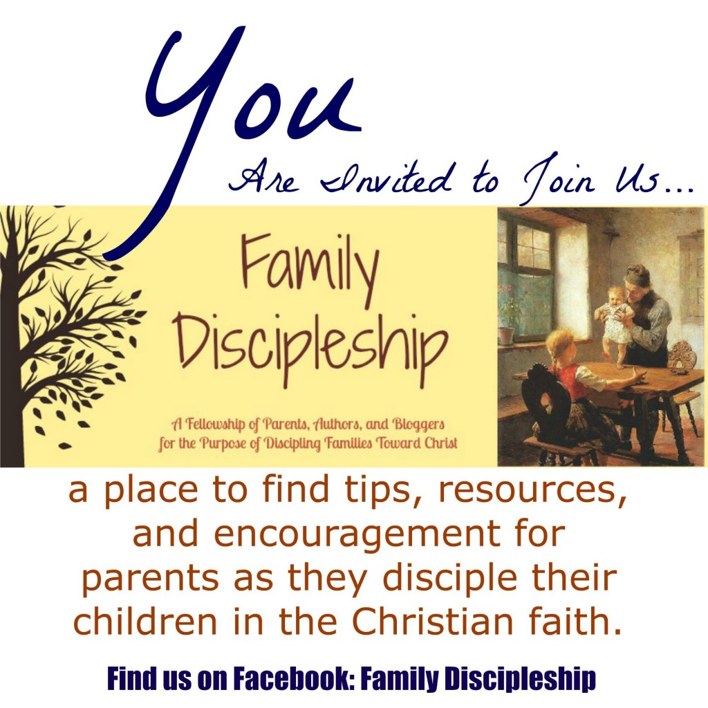 family discipleship facebook group