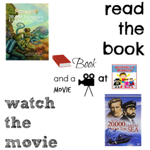 20000 leagues under the sea 8th book and a movie