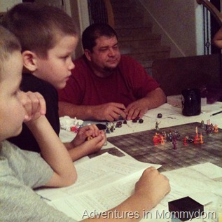 Lessons learned from role playing