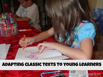 Adapting Classic texts to young learners