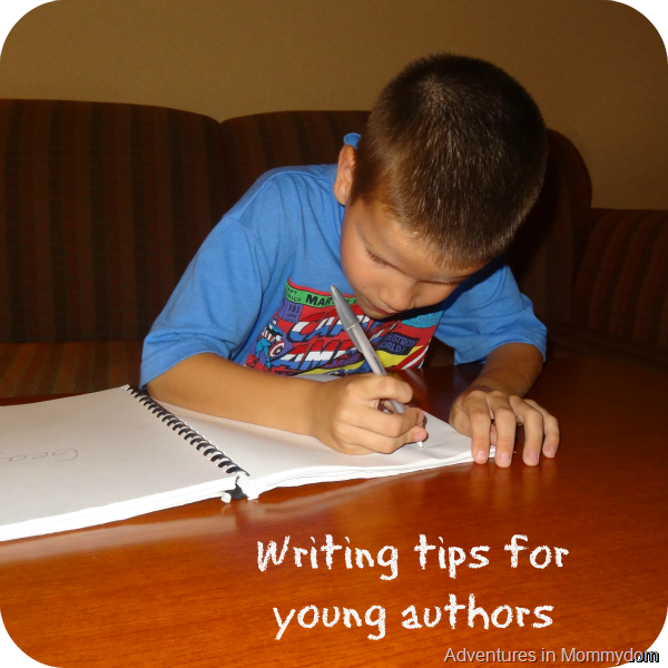 Custom writing tips young authors