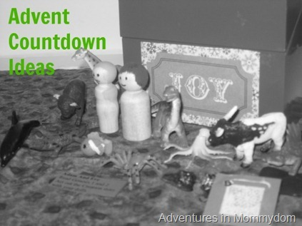 Advent Countdown Ideas