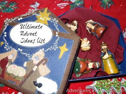 Ultimate Advent Ideas list
