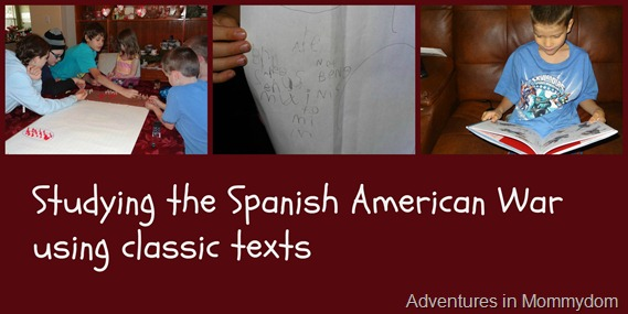 studying the spanish american war using classic texts