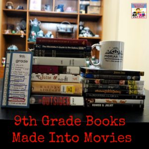 40 9th grade books made into movies (1)