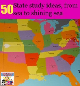 United States geography ideas