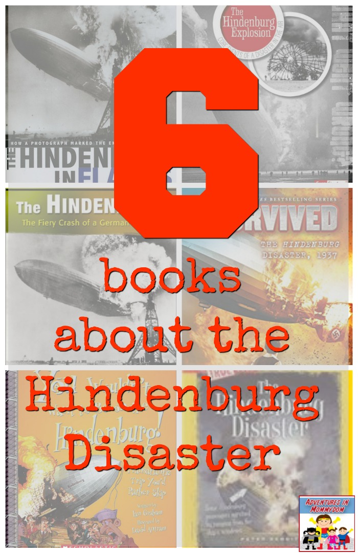 6 books about the Hindenburg disaster