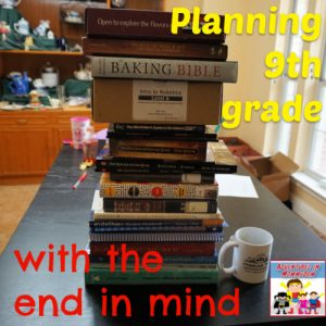 9th grade homeschool curriculum with college in mind