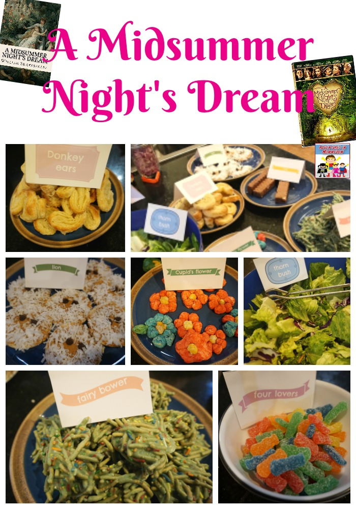 A Midsummer Nights Dream movie night