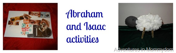 Abraham Isaac activity
