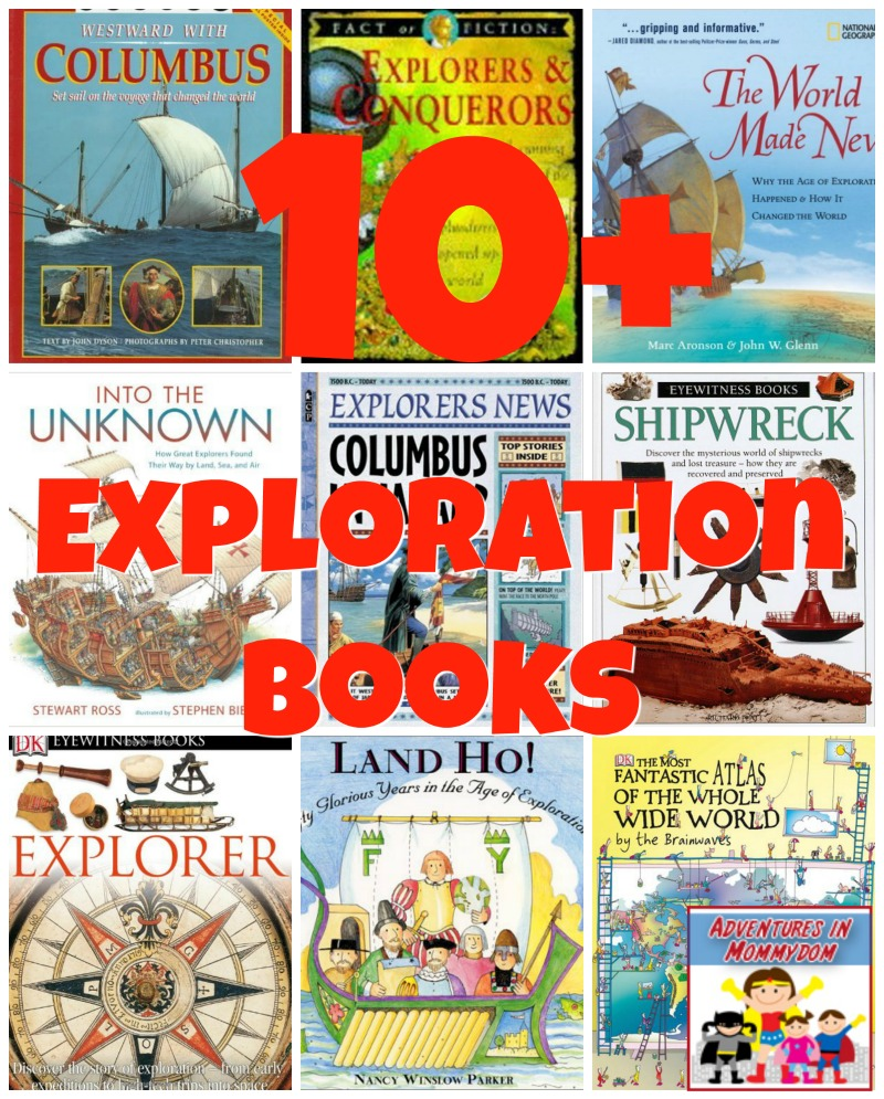 Age of Exploration books