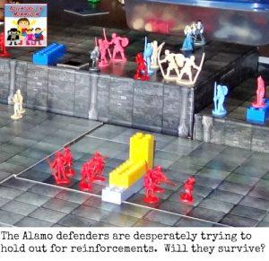 Alamo scenario