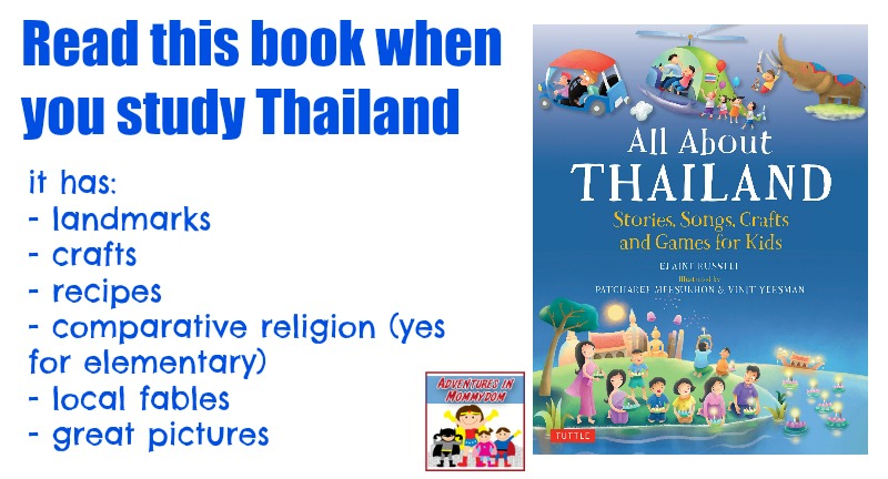 All About Thailand and why I like this book