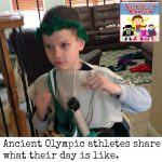 Ancient Olympic Activities