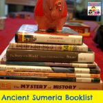 Ancient Sumeria books book list junior high 8th