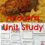 Andorra unit study geography Europe 9th