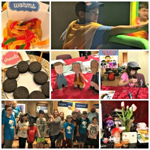 Homeschooling April 2017 month in review