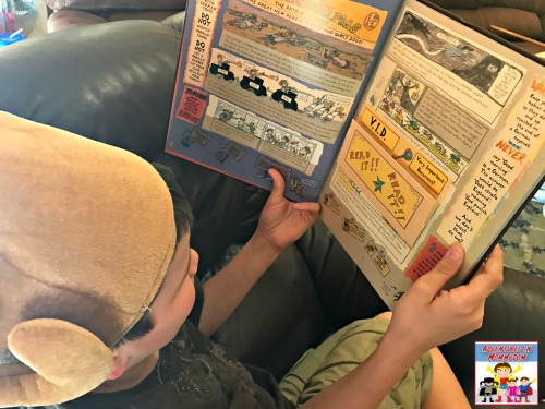 Archies war scrapbook world war 1 unit