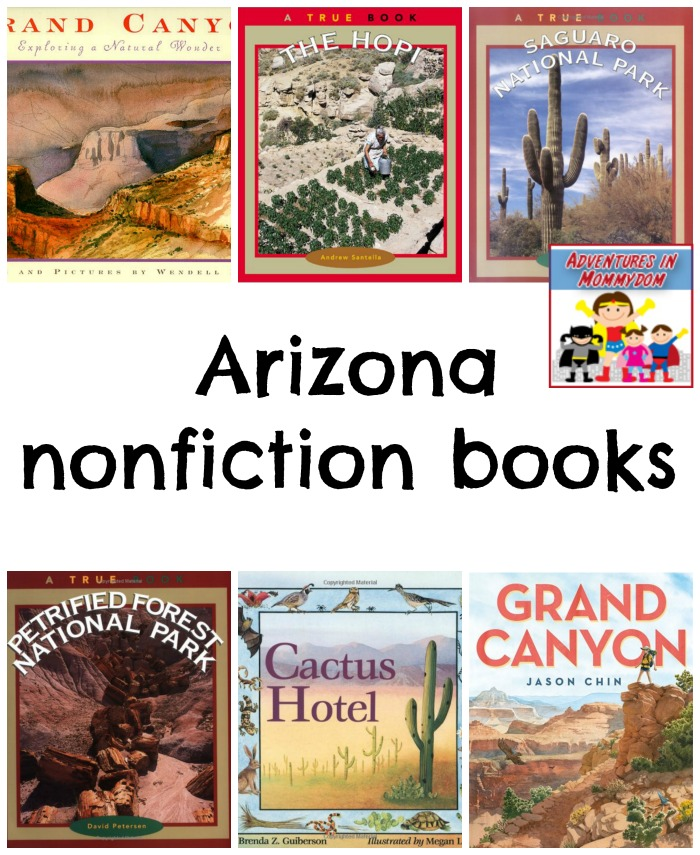 Arizona nonfiction books