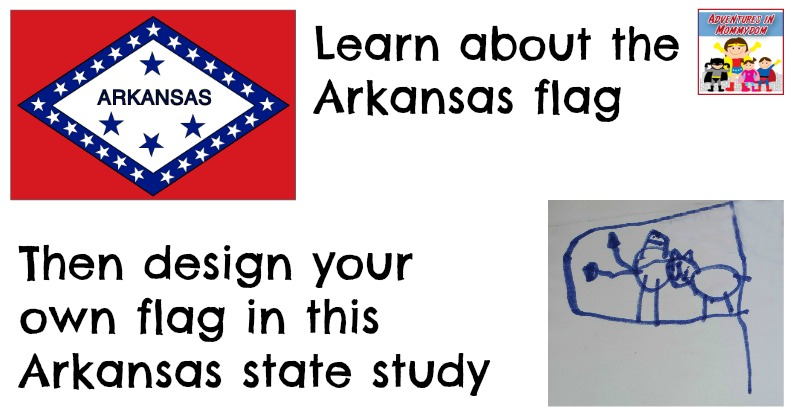 Arkansas flag assignment