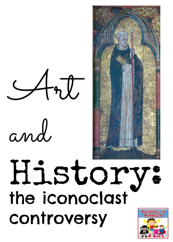 Art and history the iconoclast controversy