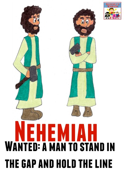 Bible lessons from Nehemiah