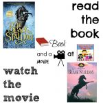 Black Stallion book and a movie