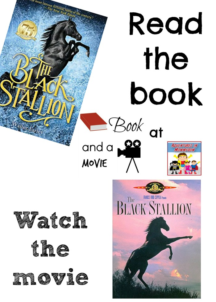 Black Stallion book and movie