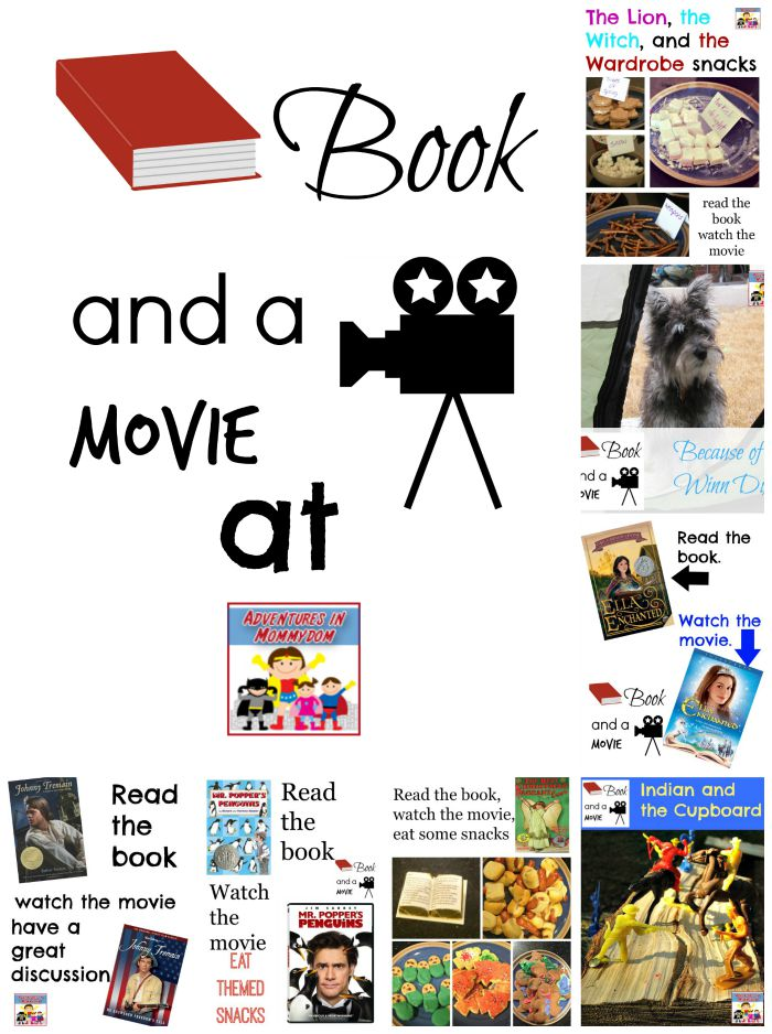 Using Movies To Drive A Love Of Reading