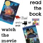 Bridge to Terabithia book and a movie feature