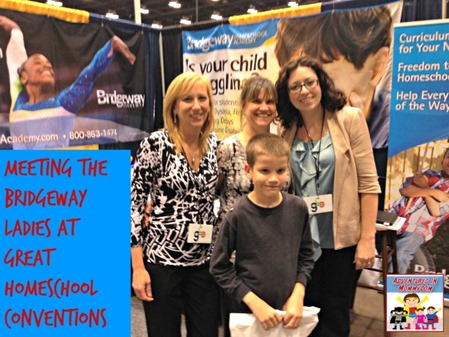 Bridgeway Great Homeschool Conventions
