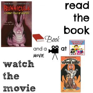 Bunnicula book and movie
