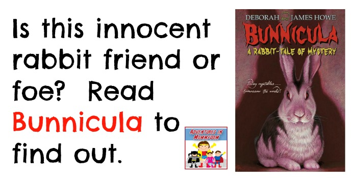Bunnicula book review