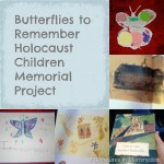 Butterflies to remember the Holocaust