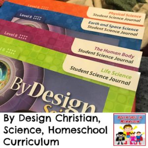 By Design Christian Science curriculum perfect for new homeschoolers