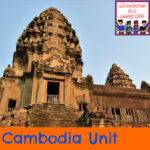 Cambodia Unit Asia geography