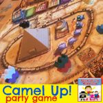 Camel Up high chaos strategy game great party game