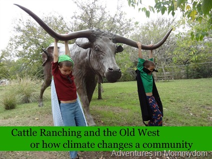 Cattle Ranching and the Old West