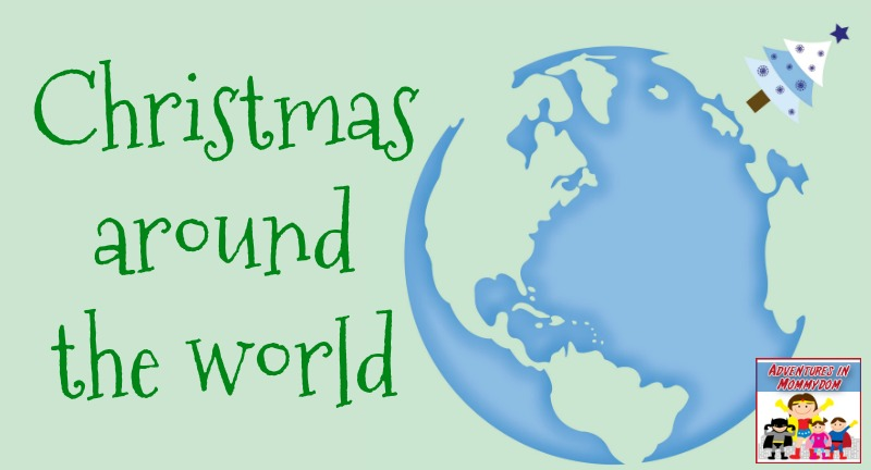 Christmas around the world unit for kids