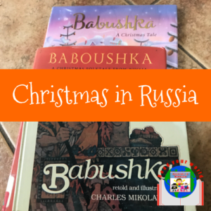 Christmas in Russia books
