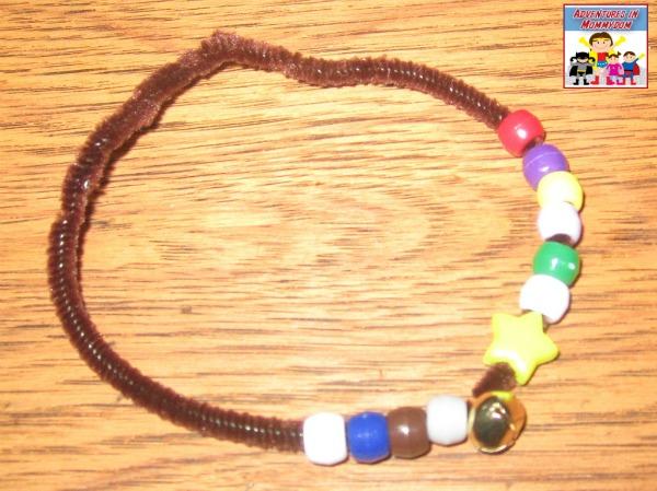 Christmas story bracelet