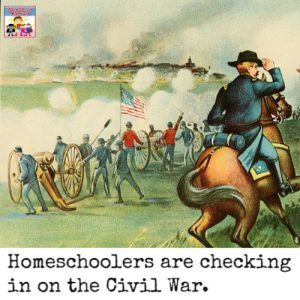 Civil War Unit Study for homeschoolers