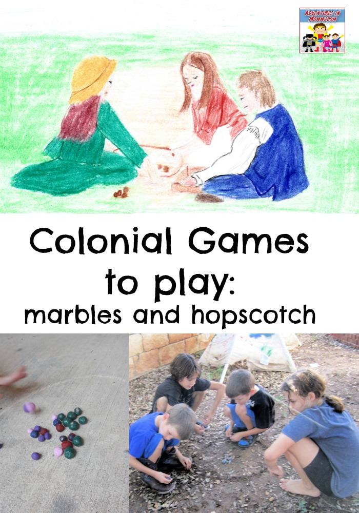 Colonial games to play