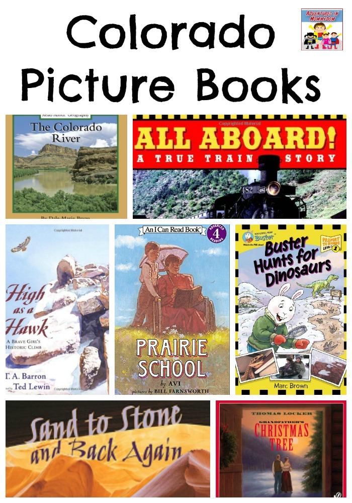 Colorado picture books