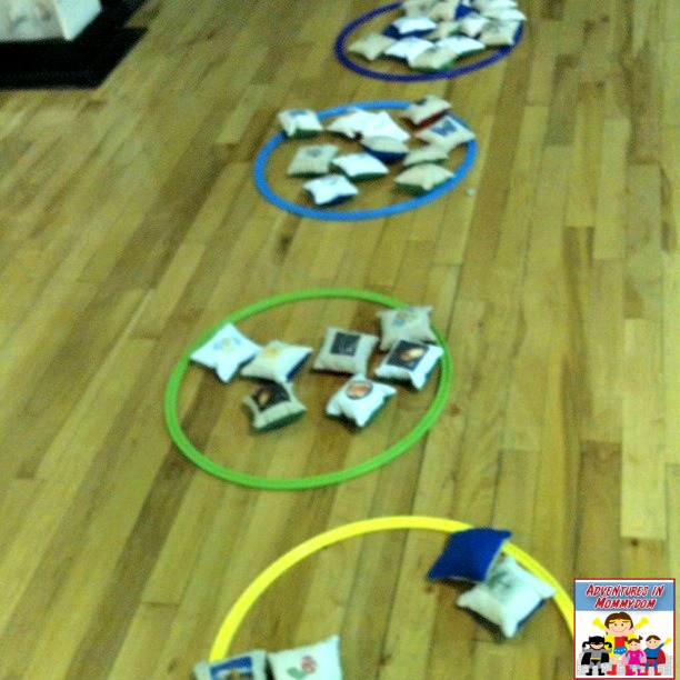 Creation story game sort