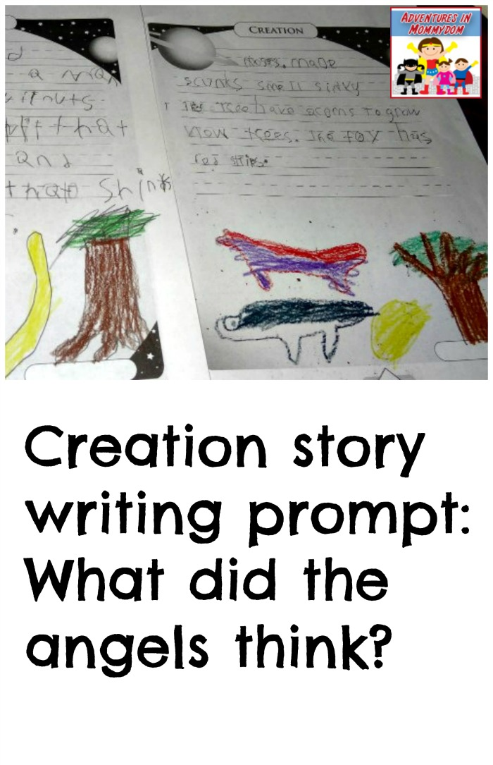 creative writing prompts elementary students