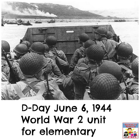 D-Day June 6, 1944